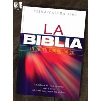 Biblia en orden cronológico, La - Tapa dura