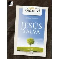 Nuevo Testamento LBLA - Jesús salva