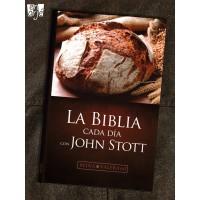 Biblia cada día con John Stott