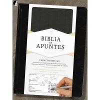 Biblia de apuntes - Negro
