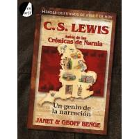 C. S. Lewis Autor de las crónicas de Narnia