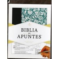 Biblia de apuntes - Azul