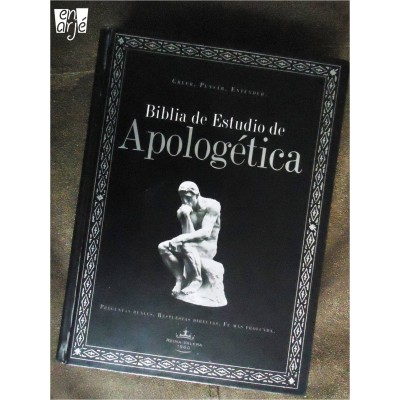 Biblia de Estudio de Apologética