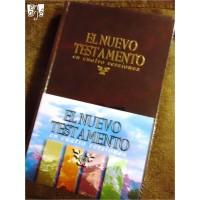 Nuevo Testamento en cuatro versiones