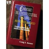 Comentario del contexto cultural de la Biblia: Nuevo Testamento