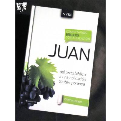 Comentarios bíblicos con aplicación NVI: Juan