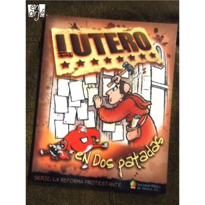 Lutero en dos patadas